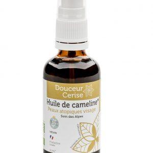 huile vegetale bio peau sensible