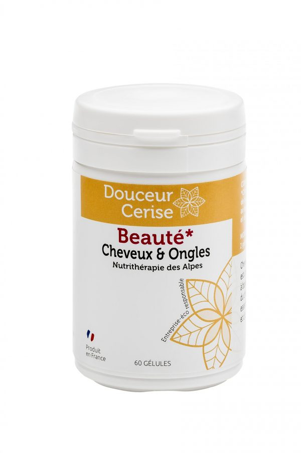 complement alimentaire cheveux et ongles